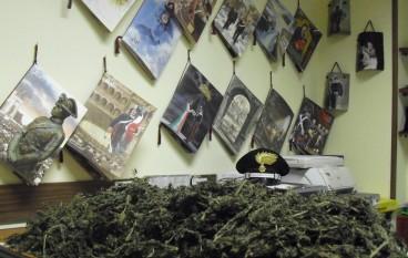 Roggiano Gravina (Cs): detenzione di marijuana, un arresto