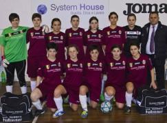 calcio a 5 femminile, Pro Reggina-Italcave Real Statte 3-2