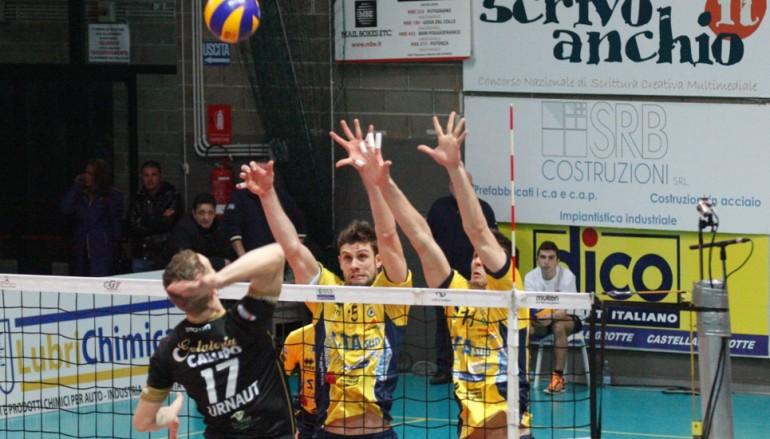 Volley: Tonno Callipo ko a Latina