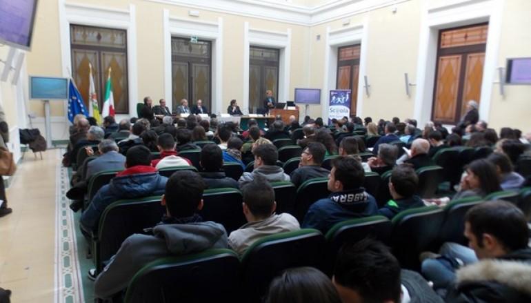 Reggio Calabria, grande partecipazione al seminario sul Fisco nello Sport