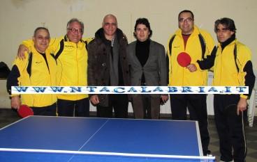 """Tennis da tavolo, al via il progetto educativo """"Tennis da tavolo in oratorio 2013"""""""