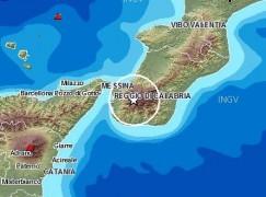 Terremoti, scossa 3,3 a Bagaladi (RC)