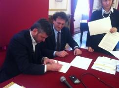Pisl, siglato accordo con i capofila della provincia di Cosenza