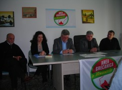 """Presentato il nuovo Movimento """"Area Grecanica in Movimento"""""""