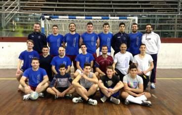 Play out Pallamano Maschile, il Team Handball RC sconfigge il Manfredonia