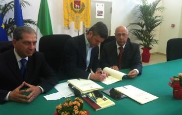 """Mancini a Roghudi: """"A disposizione della comunità grecanica circa 7 Mln di euro"""""""