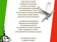 Melito di Porto Salvo (RC), Mostra sulla Festa della Liberazione