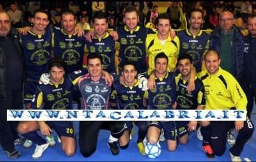 Calcio 5 C2/B: la Polisportiva Futura festeggia la promozione in C1