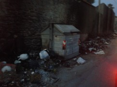 Roghi di immondizia a Melito di Porto Salvo, è emergenza