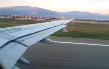 """""""Airbus"""", riparte il servizio navetta Aeroporto Lamezia Terme"""