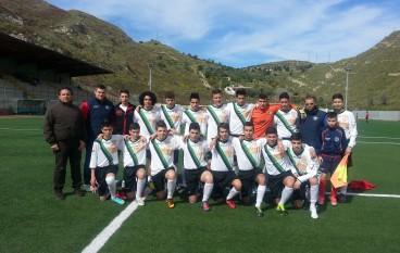 Super Coppa Provinciale Allievi, Calcistica Spinella-Taurianovese