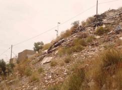 Lazzaro (RC), tre discariche abusive di rifiuti nei pressi del cimitero