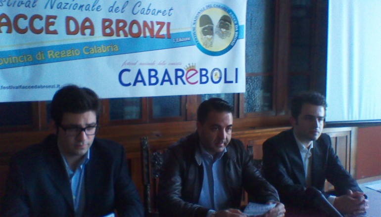 Reggio Calabria, presentata la 1^ edizione di Facce da Bronzi