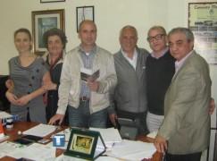 """Premio """"Città di Tiriolo"""", prima riunione della giuria"""