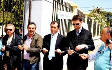 Tiberio Evoli, il consigliere regionale Giordano a Melito a difesa dell'Ospadale