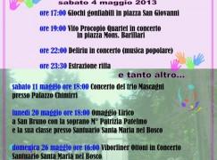 """Serra San Bruno (VV), """"Aspettando il Giro d'Italia…e tanto altro"""""""