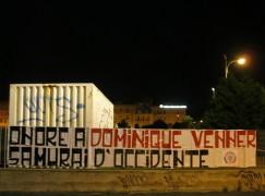 Dominique Venner, l'omaggio di CasaPound con striscioni in tutta Italia