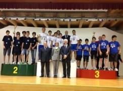 Medaglia d'Oro per il Convitto Campanella ai Giochi Sportivi Studenteschi di pesistica