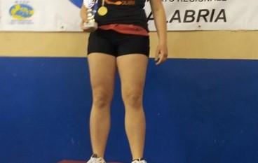 Tennistavolo: Giada D'Elia è campionessa regionale