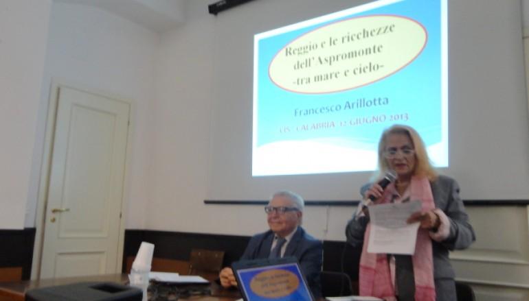 """Reggio Calabria, il CIS ha promosso """"Reggio e le ricchezze dell'Aspromonte"""""""
