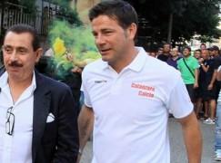 Catanzaro, la furia del Presidente Cosentino su Cozza
