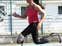Giusy Versace settima sui 200 metri ai Campionati del Mondo di Lione