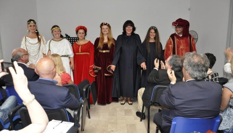 """Reggio Calabria, presentato """"In cammino con Dante Alighieri"""""""