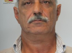 Reggio Calabria, arrestato 53enne per rapina e lesioni ai danni di una rumena