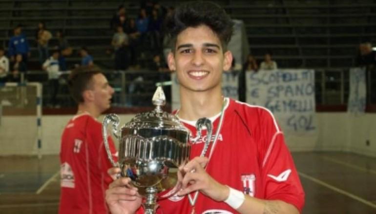 Calcio a 5, Federico del San Leo convocato in nazionale U21