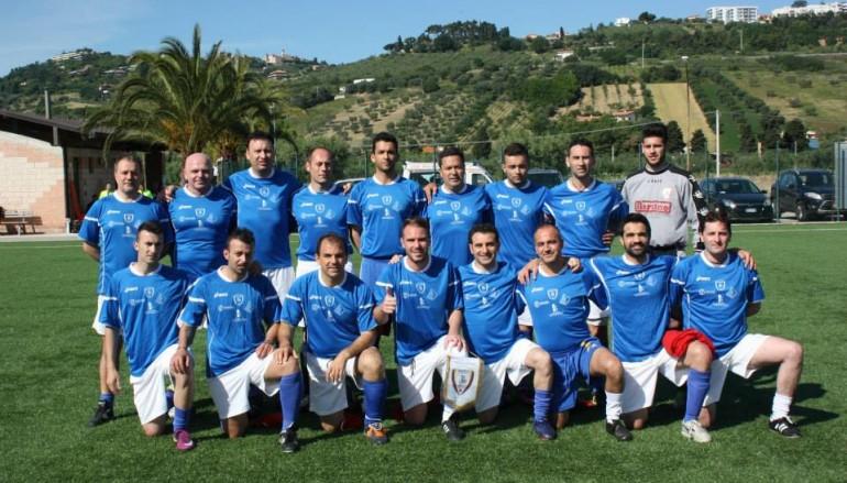 """Gli """"Architetti calcio 2001"""" di Reggio Calabria terzi al Campionato Nazionale di calcio"""