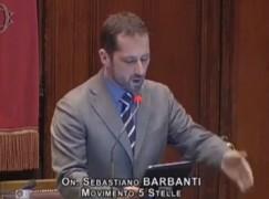 Interrogazione di Barbanti (M5S) su situazione rifiuti in Calabria, il video