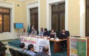 """Reggio Calabria, grande successo per l'iniziativa """"La posta in gioco"""" del CeReSo"""