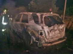Locri (Rc), incendiate due automobili a giornalista