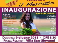 Inaugurazione Agrimercato di Villa San Giovanni