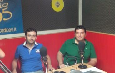 Ntà Calabria Sport, le foto della prima puntata