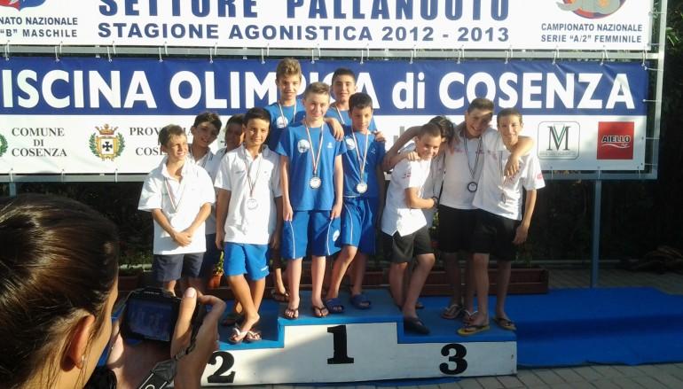 Nuoto medaglie d 39 oro per i piccoli atleti reggini dell for Piscina olimpionica crotone