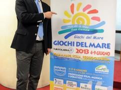 Sport Modello Di Vita ai Giochi del Mare 2013 di Reggio Calabria