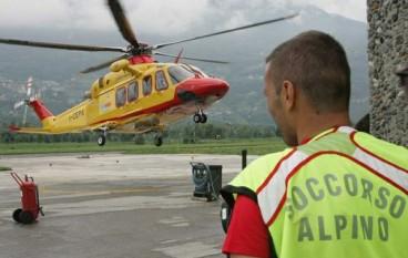 Il Soccorso Alpino Speleologico della Calabria ha salvato 2 alpinisti
