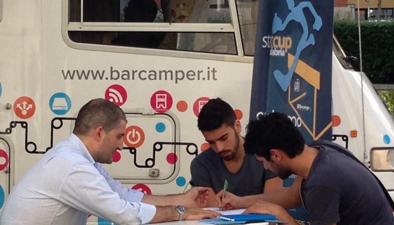 Start Cup Calabria 2013, sono 66 le idee d'impresa raccolte dal Barcamper