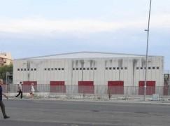 Reggio Calabria, incendio al Pala Botteghelle: nessun danno all'impianto