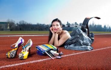 Giusy Versace in partenza per i mondiali paralimpici di atletica leggera a Lione