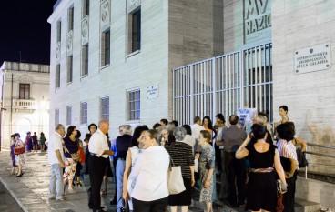 Miti Contemporanei, una notte al Museo per 500 reggini