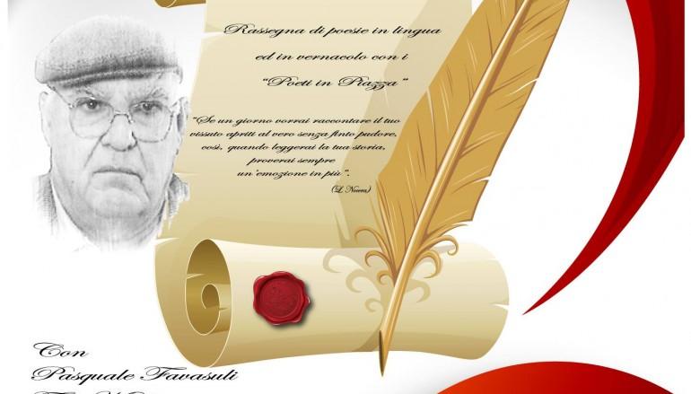 """Con i """"Poeti in piazza"""" il Comitato Civico Pro Condofuri ricorda Luciano Nocera"""