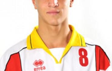 Volley Tonno Callipo, Simone Sardanelli promosso in prima classe