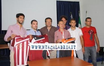 A.P.D. Brancaleone 2013/2014, le foto della presentazione della squadra