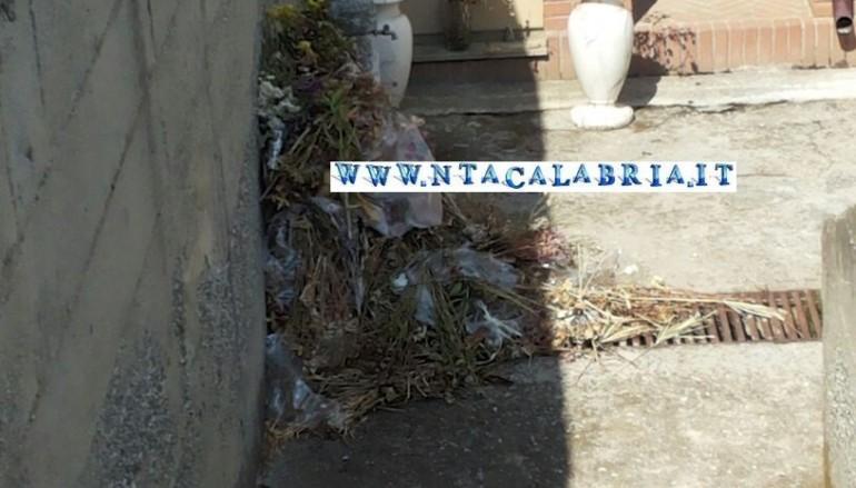 Foto- notizia del giorno: Cimitero San Pantaleone