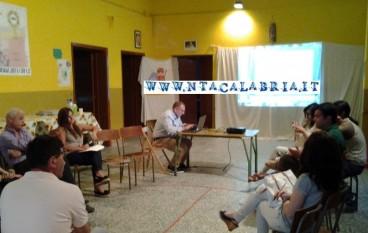 Laboratorio di Idee, a Bagaladi si è parlato di coesione sociale