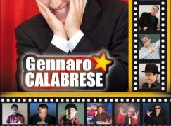 Gennaro Calabrese porta il suo show nel carcere di Locri