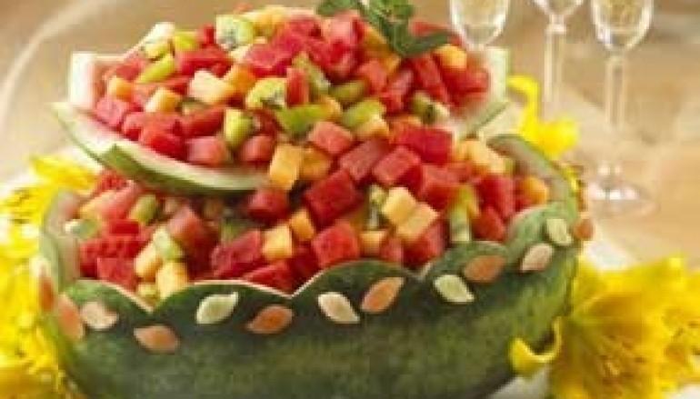 Crostata di macedonia fresca