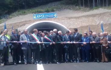 Anas A3: nuovi 5,4 km aperti al traffico in Basilicata e in Calabria